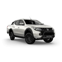 Slimline II Roof Rack - Tall Suitable for Mitsubishi Triton 05-15