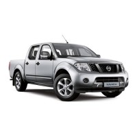 Slimline II Roof Rack Kit Suitable for Nissan Navara