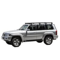 Slimline II Roof Rack Suitable for Nissan GU Patrol Y61