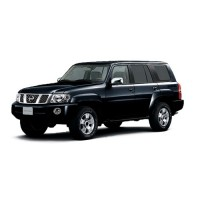 Slimline II Roof Rack - Tall Suitable for Nissan GU Patrol Y61