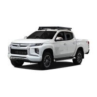 Slimline II Roof Rack Suitable for Mitsubishi Triton 2015-Current