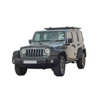 1/2 Slimline Extreme Roof Rack Suitable for Jeep JKU Wrangler 4 Door