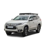 Slimline II Roof Rack Suitable for Mitsubishi Pajero Sport QE