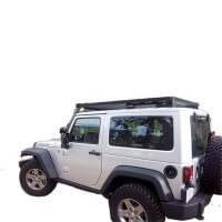 Slimline Extreme Roof Rack Suitable for Jeep JK Wrangler 2 Door 2007-2018