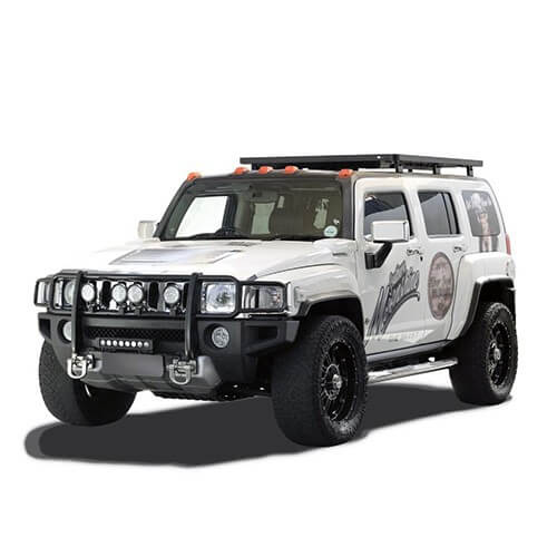Slimline II Roof Rack - Tall Suitable for Hummer H3