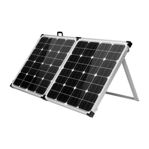 250w Portable Folding Solar Panel Kit