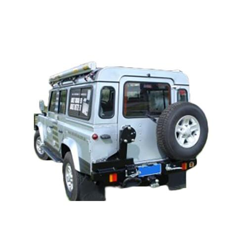 Twin Wheel Carrier Rear Bar Suitable for Land Rover Defender