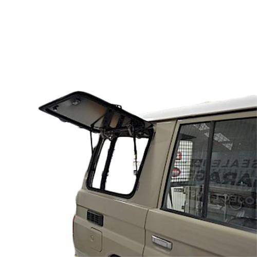 Gull Wing Window Suitable for Toyota Landcruiser 76 series