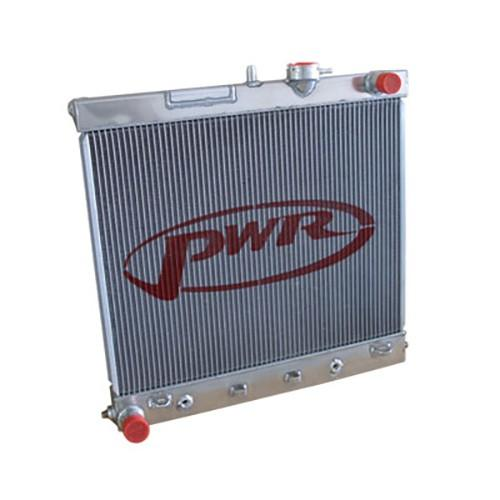 Aluminium Performance Radiator Suitable For Hummer