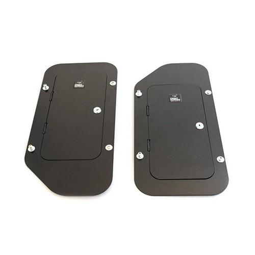 Double Rear Seat Safe Suitable for Toyota Hilux Xtra Cab (2012)