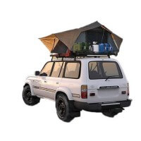 Slimline II Roof Rack Suitable for Toyota Landcruiser 80 Series