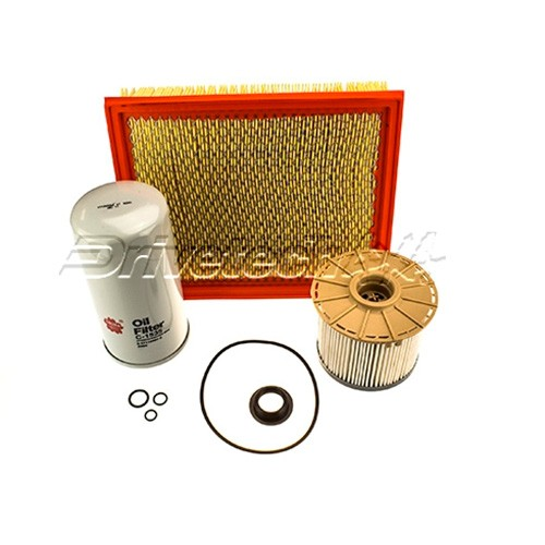 Filter Service Kit Suitable for Isuzu Dmax 3.0L TD 08-12