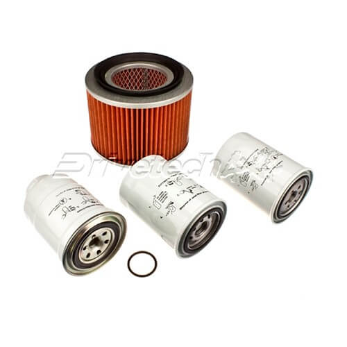 Filter Service Kit Suitable for Nissan Patrol GU 4.2L Turbo Diesel 99-02