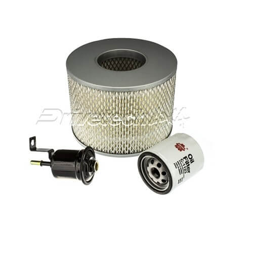 Filter Service Kit Suitable For Toyota Hilux RZN169 / RZN174 2.7L Petrol EFI 97-04