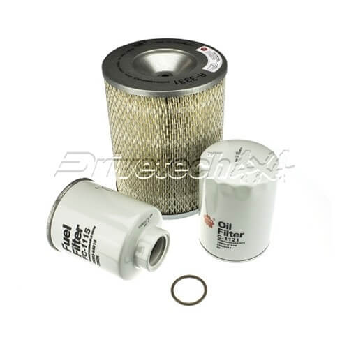 Filter Service Kit Suitable For Toyota Hilux LN85 / LN86 2.4L Diesel 88-91