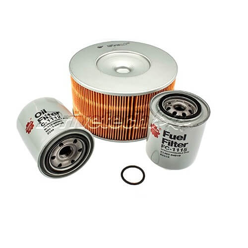 Filter Service Kit Suitable for Toyota Hilux Surf 2.4L Turbo Diesel