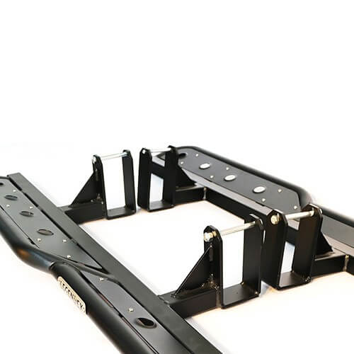 Legendex Rock Slider Suitable for Ford Ranger/Mazda BT50 3.2 Dcab 2011