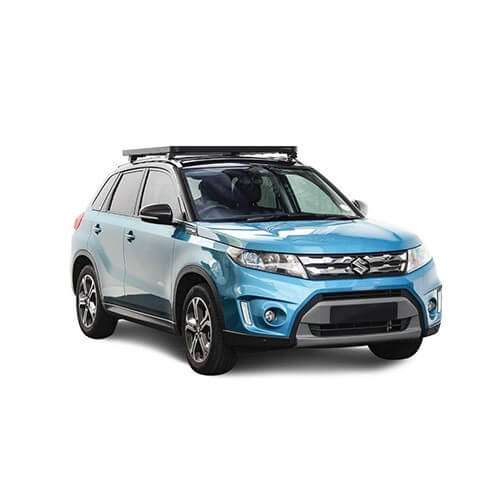 Flush Rail Slimline II Roof Rack Kit Suitable for Suzuki Vitara 2015- Current