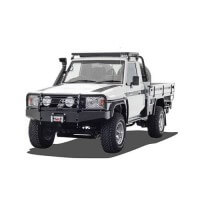 Slimline II Roof Rack Suitable for Landcruiser 70 Series Single Cab