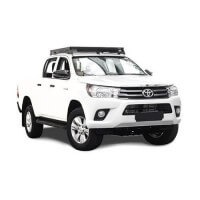 Slimline II Roof Rack Low Profile Suitable For Toyota Hilux Revo Dual Cab 2016-Current