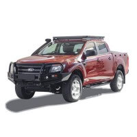 Slimline II Roof Rack - Low Profile Suitable for Ford Ranger T6 2012-Current