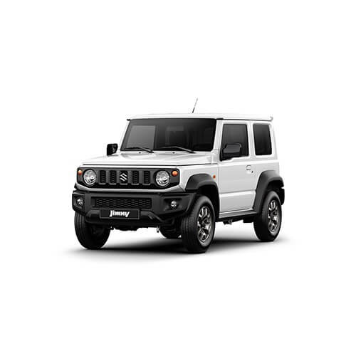 Slimline II Roof Rack Suitable for Suzuki Jimny 2018- Current