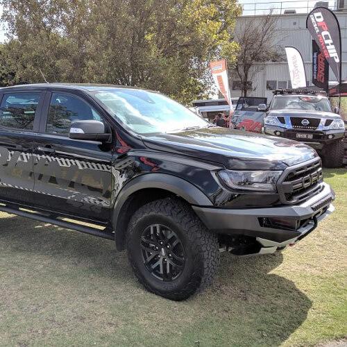 Rhino 3d Evolution Bumper Suitable For Ford Ranger Raptor