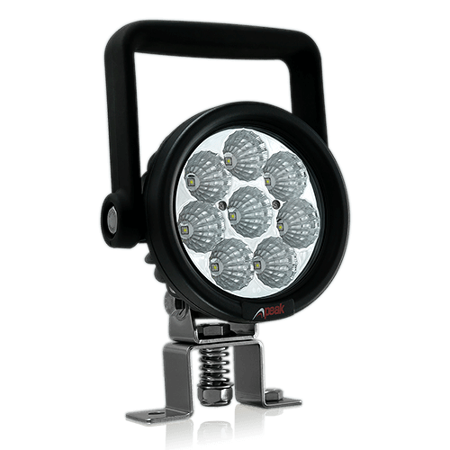 WORKLIGHT  8x 3w LED Round Work Light