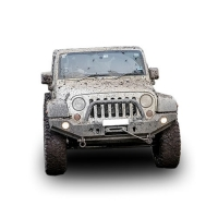 Uneek4x4 Bull Bar Suitable for Jeep JK Wrangler 07- 18