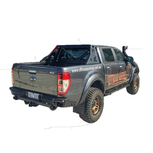 Chase Rack Sports Bar Suitable for Ford Ranger PX/Mazda BT-50 2011 - 2020