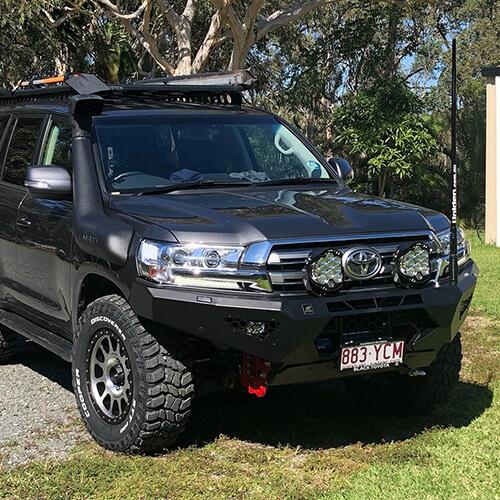 Predator Bullbar Suitable For Toyota Landcruiser 200