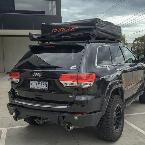 Offroad Animal Rear Bumper Suitable For Grand Cherokee Wk2