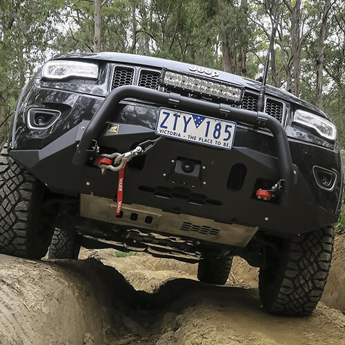 Jeep Grand Cherokee Off Road >> Offroad Animal Steel Front Bumper Suitable For Jeep Grand Cherokee Wk2 14 16