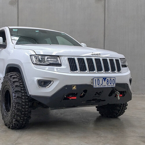 Offroad Animal Steel Front Bumper Suitable For Jeep Grand