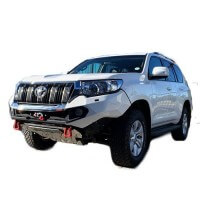 Rhino 3D Evolution Bumper Suitable for Toyota Prado 150 2018+