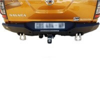 Rhino Evolution Rear Bar Suitable for Nissan NP300 D23