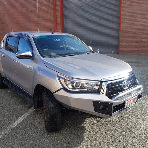 Extreme Series Bullbar Suitable For Toyota Hilux Rocco 2018
