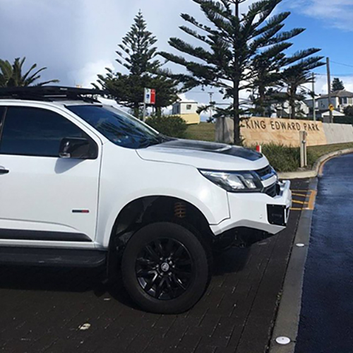 Extreme Series Bullbar Suitable For Holden Colorado Rg 2017