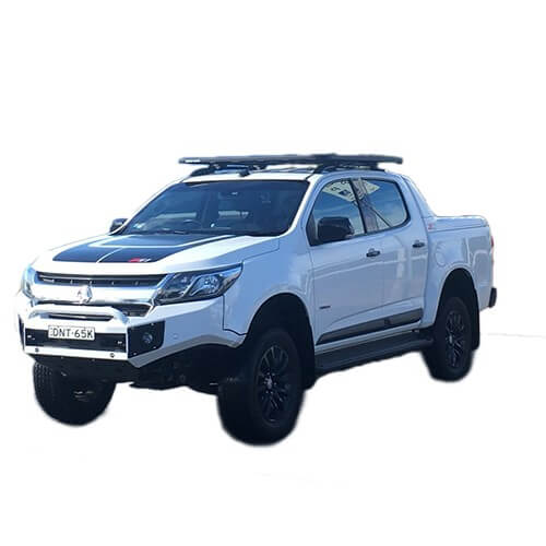 Twin Wheel Carrier Rear Bar Suitable for Holden Colorado
