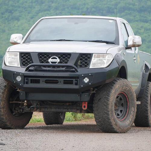 Extreme Series Bull Bar Suitable For Nissan Navara D40
