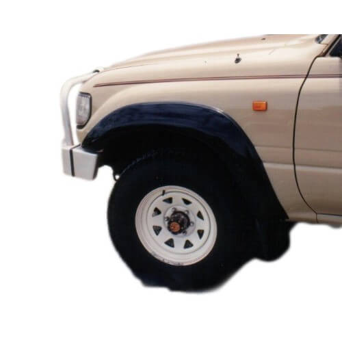 Factory Style Flares Suitable for Toyota 80 Series Land Cruiser 1990–1997