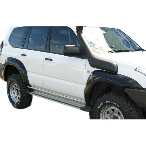 Factory Style Flares Suitable for Toyota Land Cruiser Prado 120 Series 2003-2009