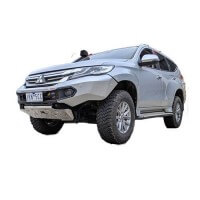 Rhino 3D Evolution Bumper Suitable for Mitsubishi Pajero Sport 2015+