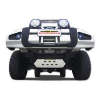 Front Steering, Sump & Diff Underguard Suitable For Toyota Landcruiser Prado 120 Series