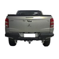 Rhino Evolution Rear Bar Suitable for Mitsubishi Triton MQ