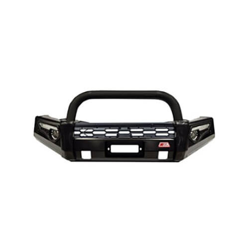 Phoenix Single Loop Front Bar Suitable for Isuzu D-Max 10/2017 - On