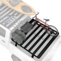 SLIMLINE II LOAD BED RACK KIT Suitable for DODGE RAM MEGA CAB 4-DOOR UTE (2009-CURRENT)