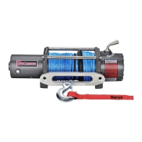 EWX9500 Winch 12V with Synthetic Rope