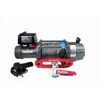 EWB20000 Winch Premium 24V with Synthetic Rope