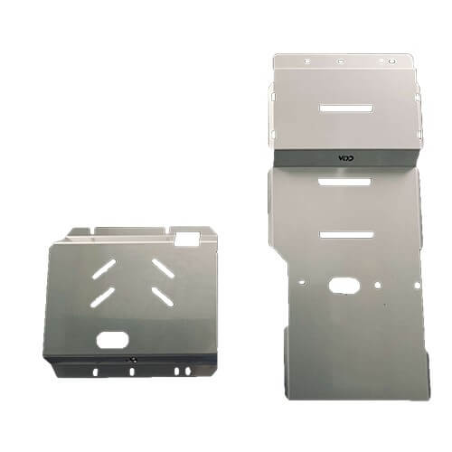 Diff/ Sump & Transmission Bash Plates Suitable for Ford Ranger PX MK1 MK2 MK3